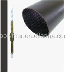 HDPE dual wall black mastic anti corrosion heat shrink tube