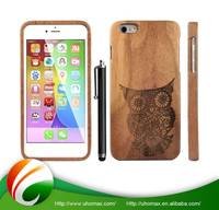 Quality Assured Custom Tag Wood Case For Iphone 4