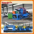 neumáticos de caucho reciclado de maquinaria en polvo