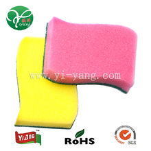 kitchen cleaning sponge scrubber