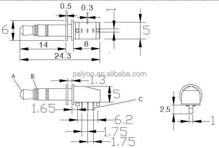 uc7a5 ucc29 pcb  ud50c ub7ec uadf8 3 5mm 3  uadf9  uc624 ub514 uc624  uc7ad pos  uc2dc uc2a4 ud15c- ucee4 ub125 ud130