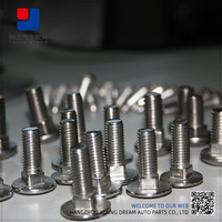 Top Quality Wholesale Stainless Steel Bolts Grade A4-70