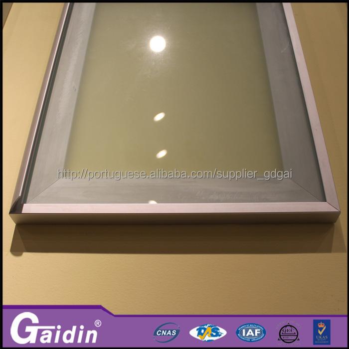 Artesanato Sustentavel No Tocantins ~ armário de cozinha de alumínio moldura da porta de vidro Portas ID do produto 900003980304