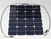 semi flexible solar panel 240w