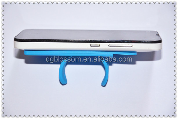 2014 Fashion lazy phone holder funny cell phone holder for desk