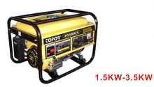Chinese generator Small 900w portable gasoline generators for home with prices
