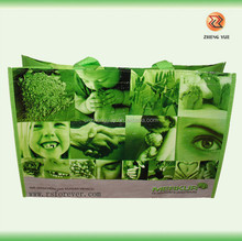 high quality customized laminated pp woven grocery bags