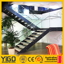 New design wrought iron railings metal railing outdoor stairs