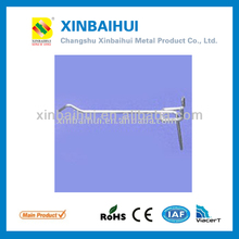 metal Hook for peg board or perforated board