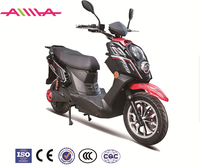 Powerful 72v 3000w EEC electric motorcycle/scooter