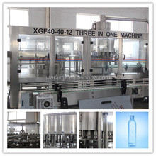 High Quality rinse filling capping