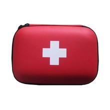 Red EVA first aid bag