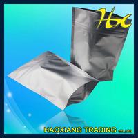 eco friendly aluminum foil 100% biodegradable plastic bags