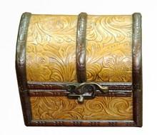 100Pcs Antique Imitation Wood Case