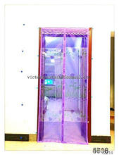 Shengli new high quality with best price fly screen door best way to control mosquitoes/flies