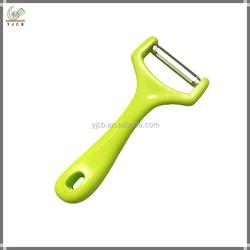 Apple green fruit&vegetable tools peeler