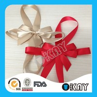 Factory Satin Ribbon Bows for Gift Wrapping