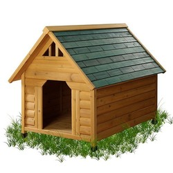 Factory best selling handmade dog kennel
