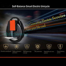 Fast but safe electric unicycle stand uo foot scooter with Li batteries