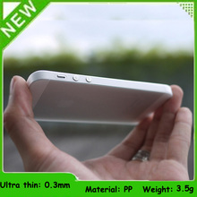 New 0.3mm thickness ultra thin for ozaki case for iphone5