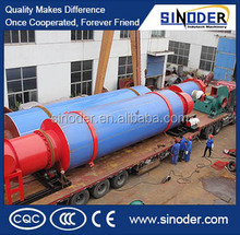 Selling rotary dryer/coal powder rotary dryer for coal, wood chips ,slag,clay,cassava