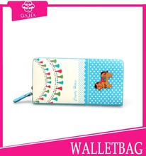 The candy pony adornment beautiful and lovely cheapest wallets for girls from China manufacture