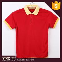 Brand New Kids T-shirt Polo Polyester Custom Made Clothing