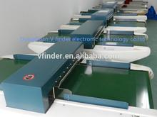 detector de metales para procesamiento de vestimenta, detector de agujas para vestimenta