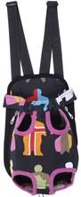 Hot Selling Black Canvas Dog Bag Carrier dog bag bike
