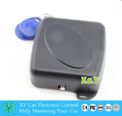 simple One way car alarm with start/stop button XY-902