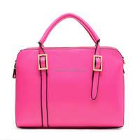 Fashion Handbags Manufacturers Brand Leather Duffle Bag