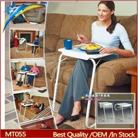 protable folding laptop table mate 2 with cup holder