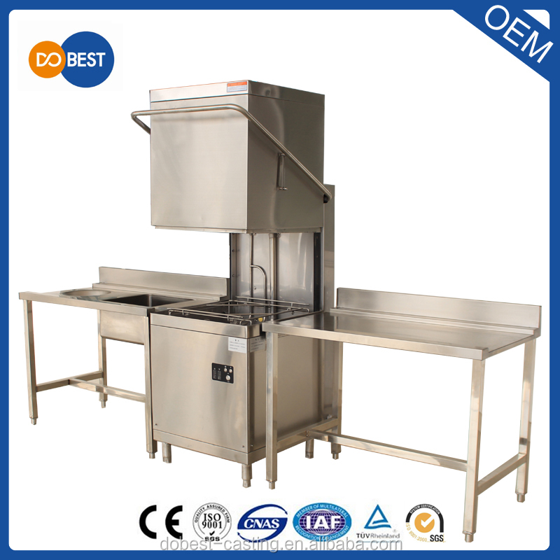Kitchen Utensil Washing Machine  Power Saving Dishwasher  Commercial Countertop Dishwasher