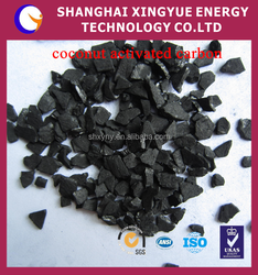 1000mg/g coconut shell activated carbon price for Water Purification