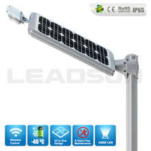 Factory Supply All in One Solar Street Light 5W 8W 10w LED