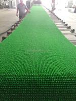 2015 hot plastic grass mat in roll