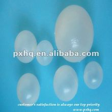 Plastic Hollow Floatation Ball for waste water treatment and Exhaust Gas Purification
