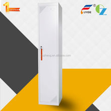 China Manufacturing high quality 1 door cheap gym metal locker cabinet