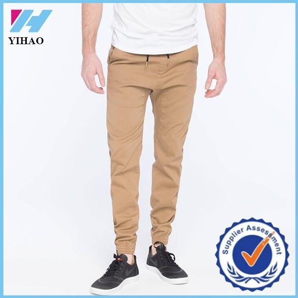 yihao trade assurance active mens twill jogger pants buy men jogger pants women clothing white. Black Bedroom Furniture Sets. Home Design Ideas