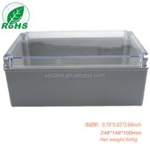 aluminum dart case,aluminum extrusion profile,plastic distribution enclosures