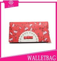 2015 Hot new smart case wallet old fashion women wallets flat hard case wallet