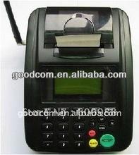 Goodcom de alimentos de la orden de la impresora sms/de compras en línea inalámbrica impresora de recibos
