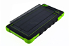 Free samples waterproof solar charger 8000mAh for Iphone Samsung Ipad cheapest price