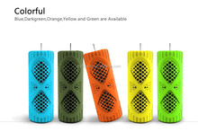 High-quality Waterproof Bluetooth Speakers Subwoofer LED FlashLight