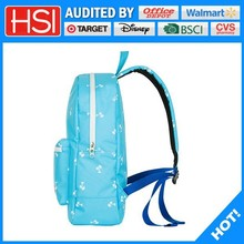 audited factory wholesale price plain volume-discounted back pack
