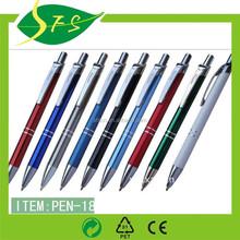 Promotional Metal Pen With Logo/Metal Ball Pen /Metal Ballpoint Pen bulk buy from china