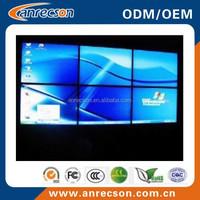 46 inch DID Samsung ultra narrow bezel lcd video wall