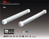 T5 fluorescent lighting fixture with cover,t5 fluorescent fixture ,t5 fluorescent bracket