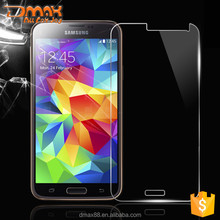 Gold Supplier 0.26mm Tempered Glass impact resistant screen protector for Samsung galaxy s5 i9600 oem/odm (Glass Shield)