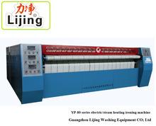 3 m equipos de vapor de calentamiento lavandería máquina de planchado de hotel